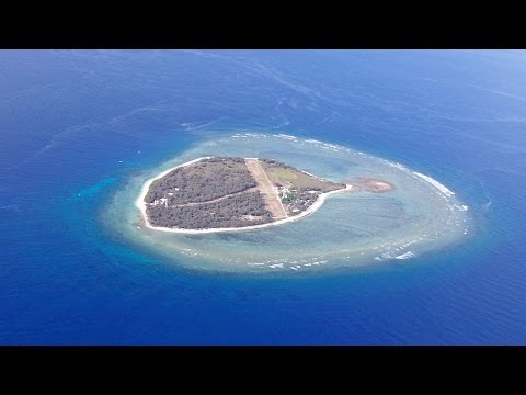 Great Barrier Reef Adventure Australia's Lady Elliot Island HD