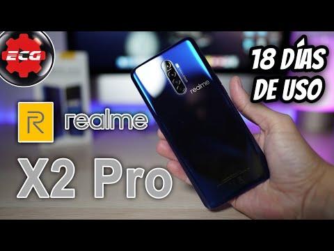 Realme X2 Pro la review más completa de Youtube