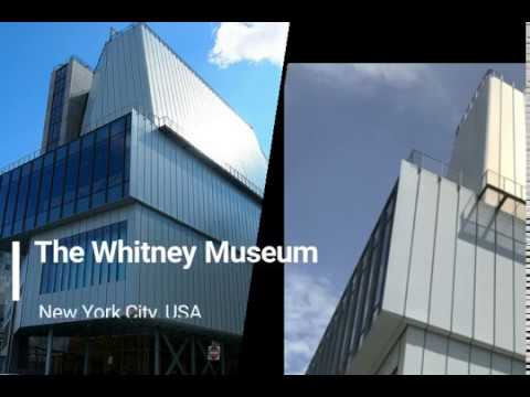 3 Iconic Buildings along the High Line  I  4 Minute Architecture I