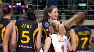 2018 - 2019 Vestel Venus Sultanlar Ligi 3.Hafta Fenerbahçe - VakıfBank