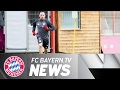 Ribéry working on his comeback