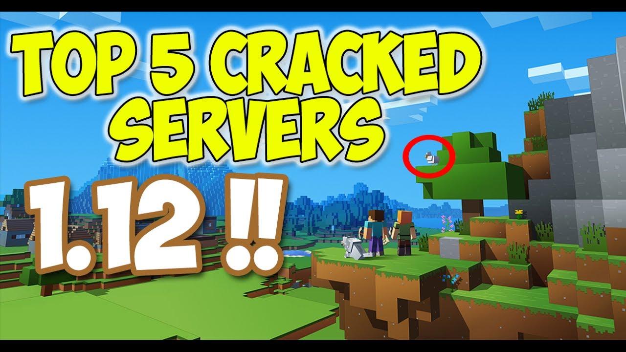 Top 5 Cracked Minecraft Servers v 1 12 Skywars