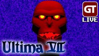 Thumbnail für Das beste Rollenspiel ALLER ZEITEN! - Zeitreise mit Ultima 7: The Black Gate - GT Live