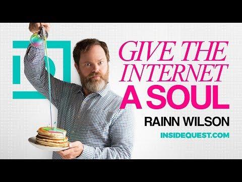 Making Stuff That Matters - Rainn Wilson | Inside Quest #19