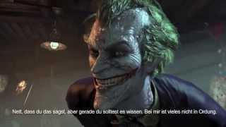 Batman Arkham City Trailer German HD]