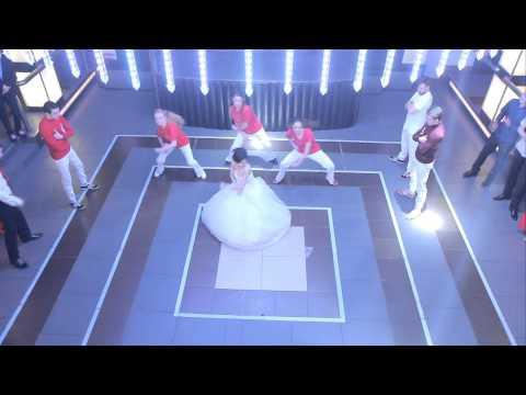 Видео, Свадебный танец жениха и невесты Apashe  No Twerk ft Panther x Odalisk