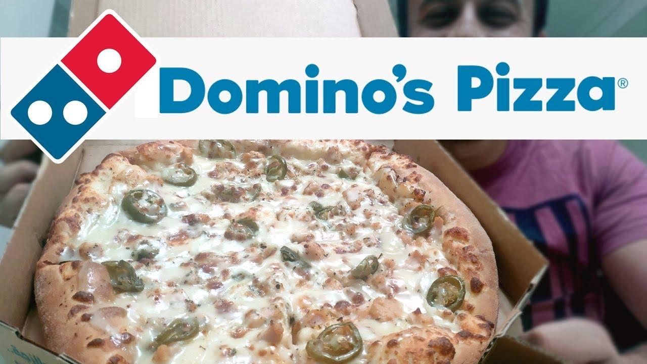 كلمة السر الرانش تجربة دومينوز بيتزا دومينوز راجعة و بقوة Youtube