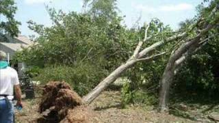 Tornado Damage in Macon, GA