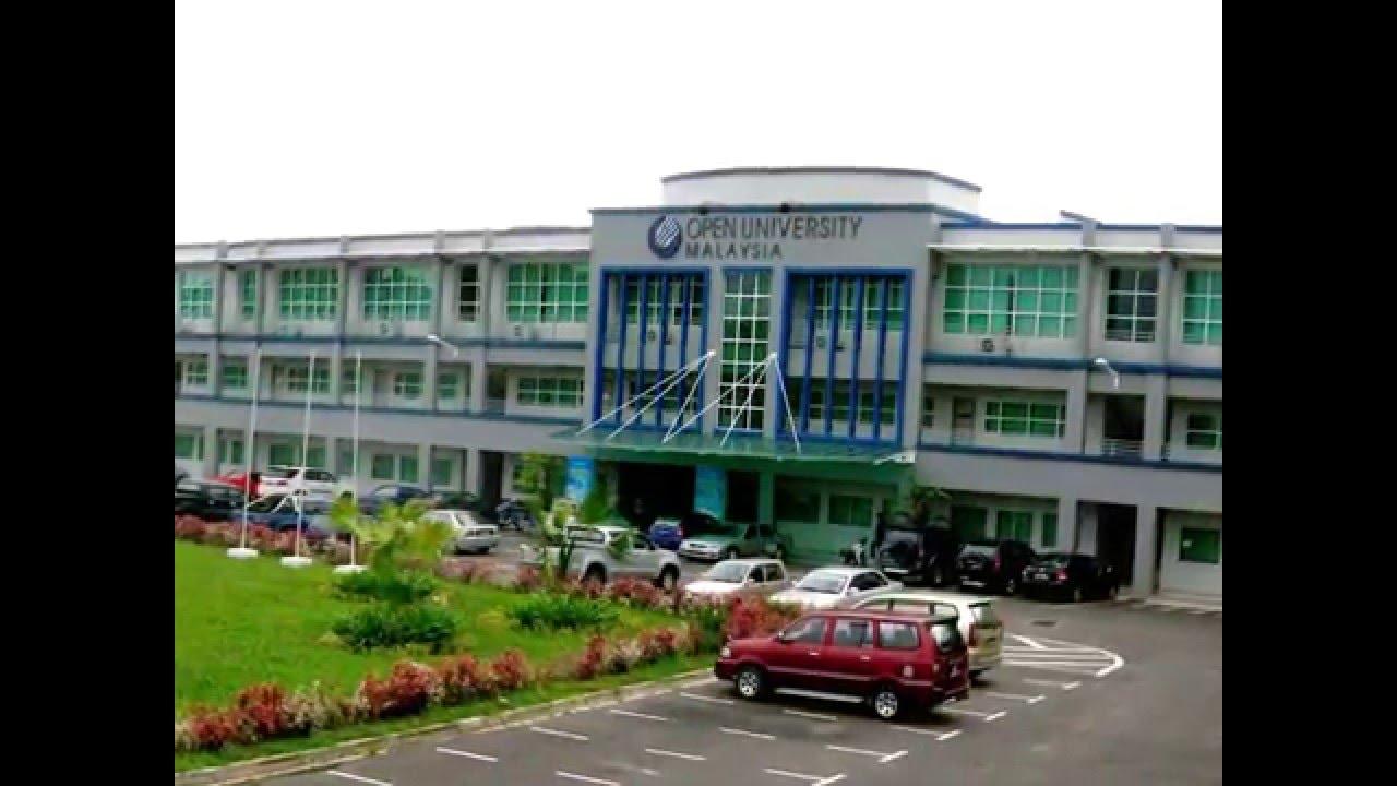 Learning Centres Of Open University Malaysia Oum Universiti Terbuka Malaysia