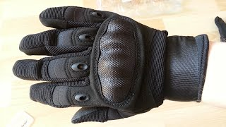 Generic Tactical Gloves From Ebay