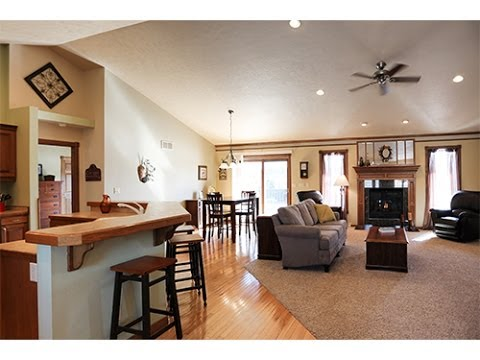 Manitowoc homes for sale open concept ranch open house for Concept home builders