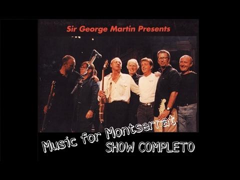 MUSIC FOR MONTSERRAT 1997 | Show completo