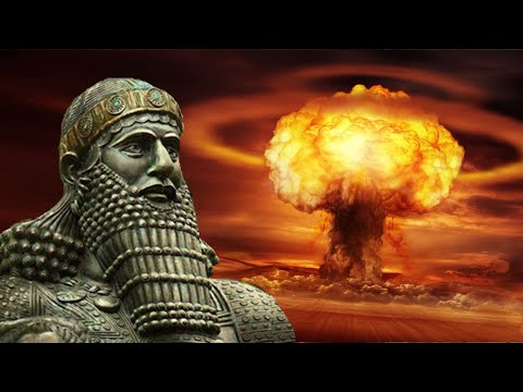 Evidence of Ancient Nuclear Wars - Weapons of the Gods