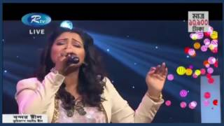 Mon by Konal   Fuad Almuqtadir   HD Bangla Live show at RTV with N0ngor