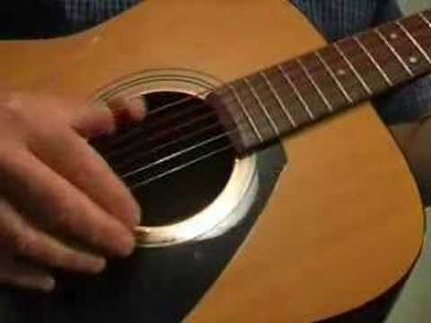 FREE! - How to Play 'Stack O'Lee/Stagolee' (Mississippi John Hurt): Part 1