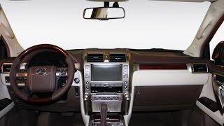 видео Новый Lexus GX 460 2014 - фото, тест-драйвы, технические характеристики, цены и комплектации