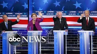 Democrats debate, Milan Fashion Week, coronavirus warning: World in Photos, Feb. 20