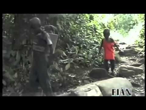 La Fiebre del Oro de Ghana - AngloGold Ashanti - Worst Industry in the world 2011