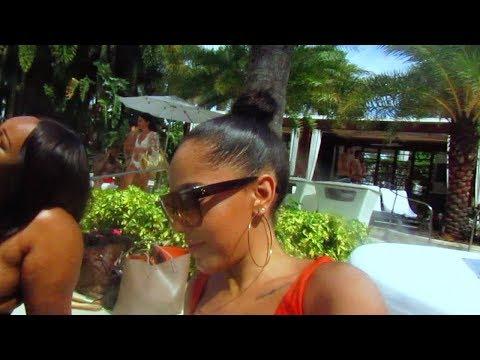 Vlog #4  MIAMI TRAVEL VLOG   FONTAINEBLEAU, OCEAN DRIVE ...