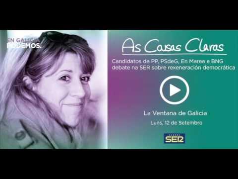Carmen Santos | La ventana de Galicia | La Ser