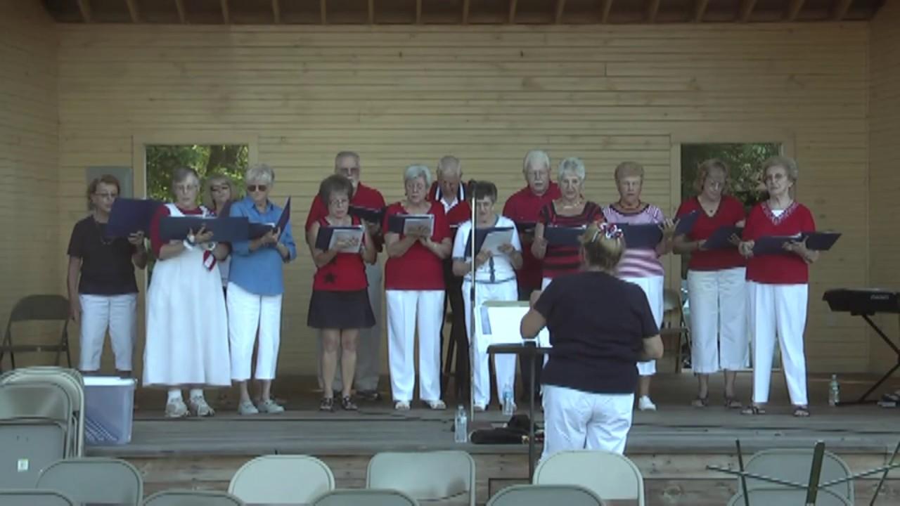Rouses Point Community Choir  6-29-12