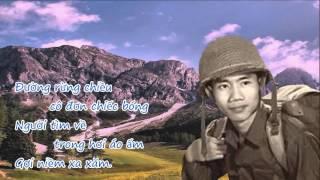Download Chiều Mưa Biên Giới - Nhạc Nguyễn Văn Đông - Giọng ca Hà Thanh Mp3
