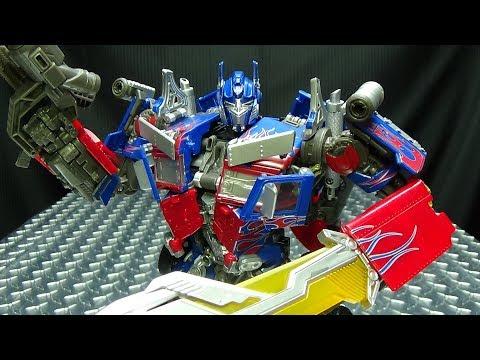 MPM-4 Masterpiece Movie OPTIMUS PRIME: EmGo's Transformers Reviews N' Stuff