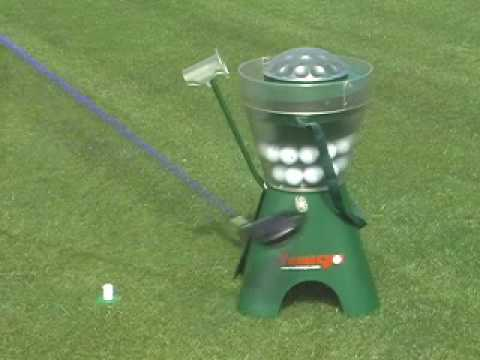 automatic golf machine