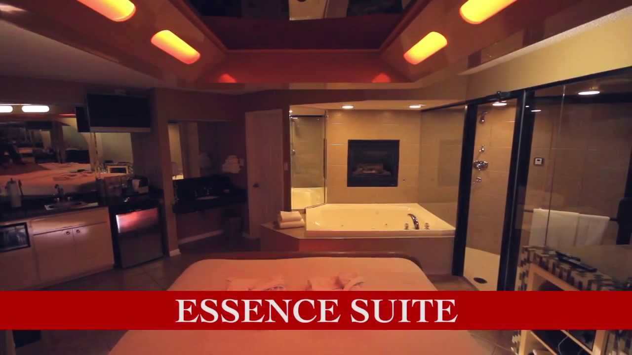 Orland park hotel essence suite romantic getaway youtube for Romantic hotels in chicago