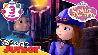 Sofia the First | This Island Belongs To Us | Disney Junior UK