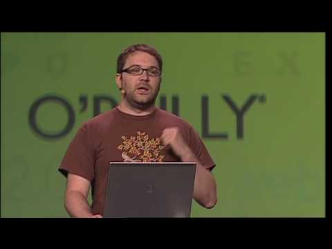 "Web 2.0 Expo SF 2010:  Stewart Butterfield  and Cal Henderson, ""A Web Nerd's Approach..."""