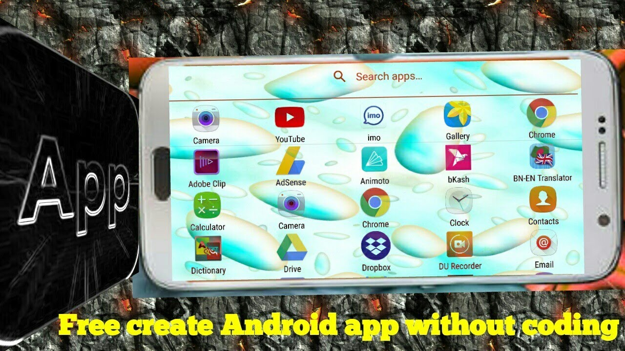 Free create android app your Blogsite without coding link admob earn money  unlimited (Part 2)