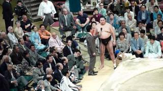 2012年5月20日(日)、平成24年5月場所千秋楽に行ってきました! (0:00)...