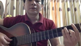 Hướng dẫn cách đệm cơ bản bài hát Tonghua(Đồng Thoại) cho học viên LNT