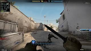 cs:go 30fps to 60fps test clip