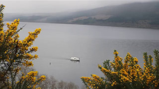 Loch Ness Monster Sighting 7th May 2017 About 9am