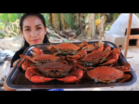 Crab Stir-fry With Vegetable Recipe Prepare By Natural Life TV