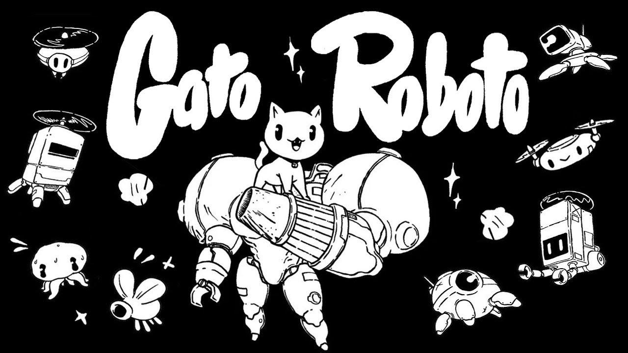 Gato Roboto - Meow-troidvania