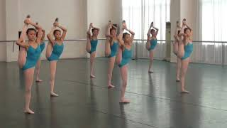Тренинг, уровень, класс! Visit China Southern Dance School