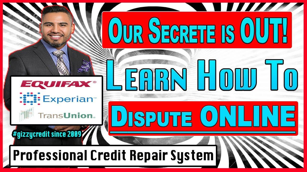 Credit repair online