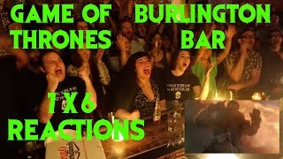 GAME OF THRONES Reactions at Burlington Bar /// 7x6 THAT SCENE \\\