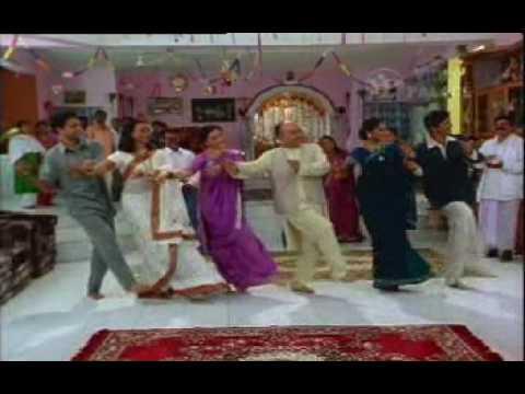 Funny Marathi Song Kunku lavte maherche