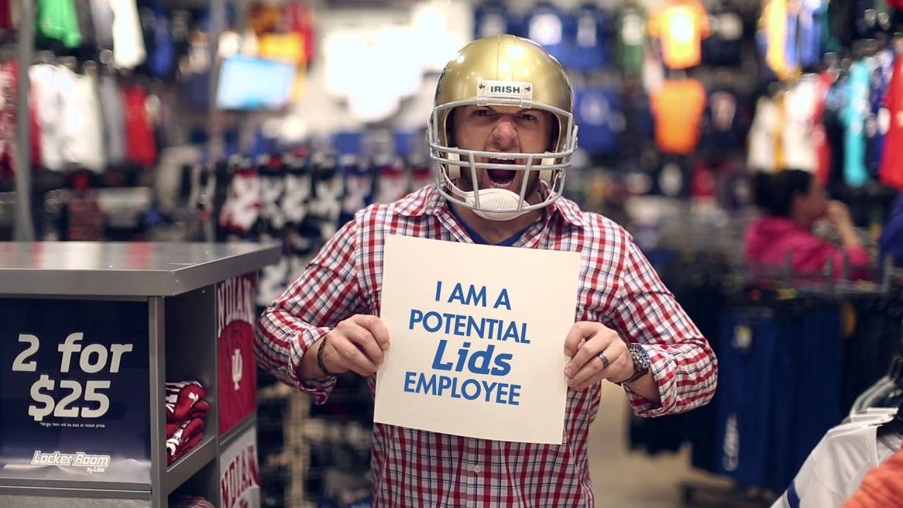 Have Fun Sell Hats Are you a potential Lids employee