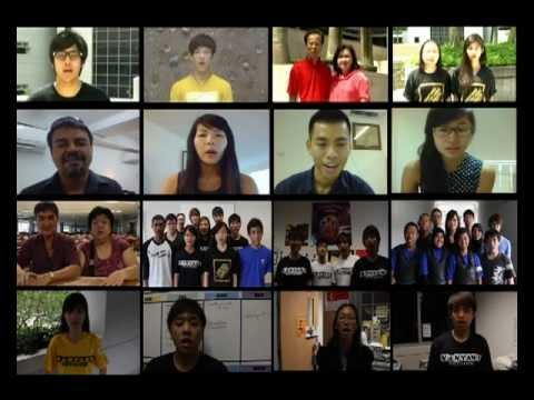 LovingSG: One Heart, One Voice
