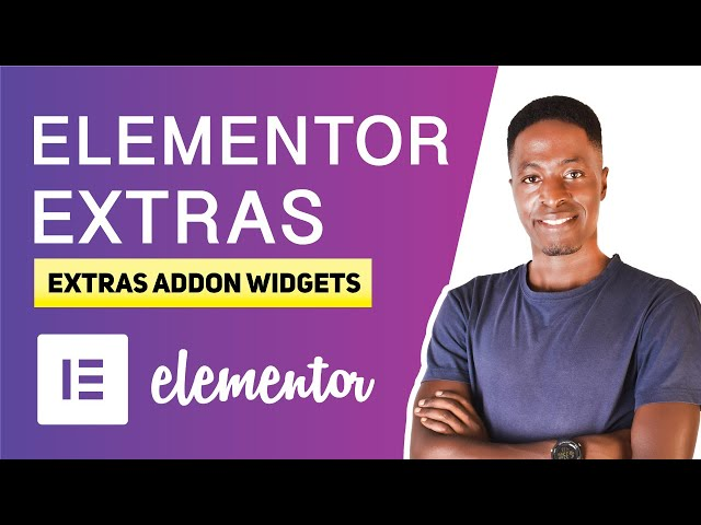 Elementor Extras Addon Widgets (Best widgets and why you need it)