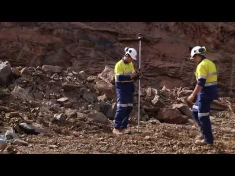 Higginsville Mine, Alacer Gold, Australia - Using GEOVIA Surpac For Survey