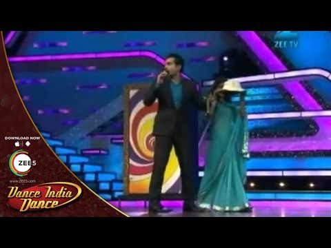 Dance India Dance Season 3 April 08 '12 - Rajasmita & Abhik