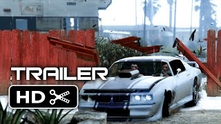 Most Wanted Trailer #1 (2015) - GTA 5 Next Gen Movie HD
