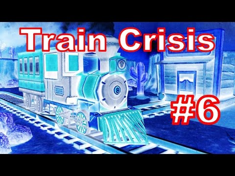 Cacti-cal Derailment | Train Crisis Ep. 6  for kids