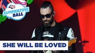 Maroon 5 - 'She Will Be Loved' Live at Capital's Summertime Ball 2019